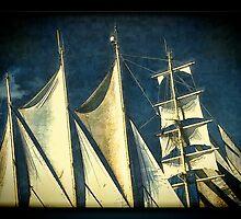 Sails by Richard  Gerhard
