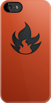 Pokemon - Fire Type Symbol by LynchMob1009