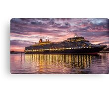 Queen Elizabeth Canvas Print