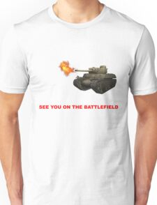 See you on the battlefield T1 T-Shirt