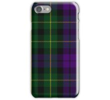 FAMILY TARTAN iPhone Case/Skin