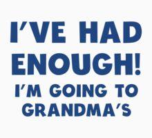 I'm Going To Grandma's Kids Clothes