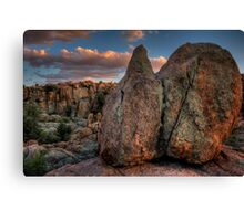 The Rock Factory Canvas Print