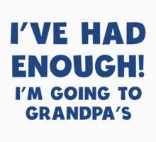 I'm Going To Grandpa's Kids Clothes