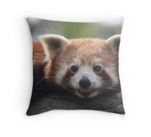 Say Bamboo Throw Pillow