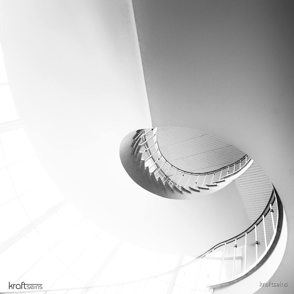 Stair Confusion by kraftseins