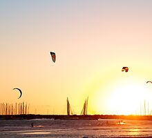 Beach Sunset - Part 4 by agedog