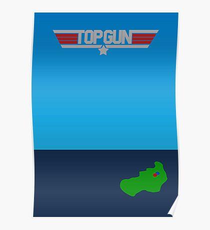 Top Gun - Minimal Poster 2 Poster