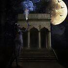 Moon Goddess by Carol Bleasdale
