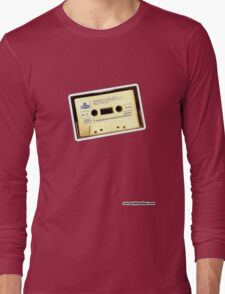 Run DMC Cassette Long Sleeve T-Shirt