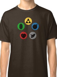 Magic the Gathering: Mana of Time Classic T-Shirt