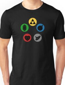 Magic the Gathering: Mana of Time Unisex T-Shirt