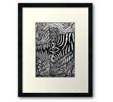 Cosmogenesis Framed Print