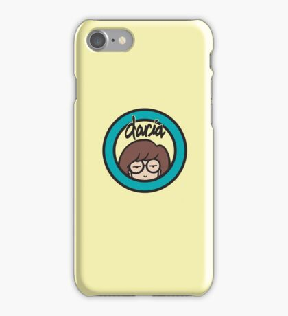 Daria iPhone Case/Skin