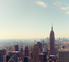 New York City - Empire State Building by thomasrichter