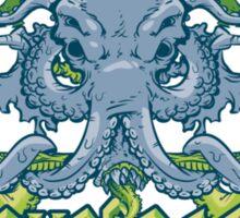 Land of Lovecraft Sticker
