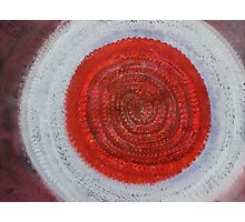 Shaman's Drum original painting Photographic Print