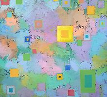 Abstract Squares by Emily King