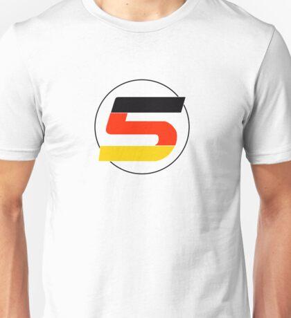 Vettel 5 Unisex T-Shirt