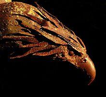 Eagle Or Vulture ? by artisandelimage