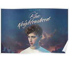 Blue Neighbourhood Poster