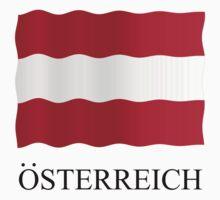 Austria flag Kids Clothes