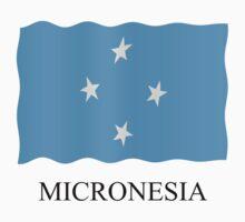 Micronesia flag Kids Clothes