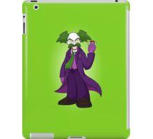 Dr. Wily Joker iPad Case/Skin