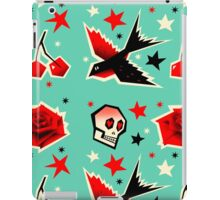 Swallow the cherry iPad Case/Skin