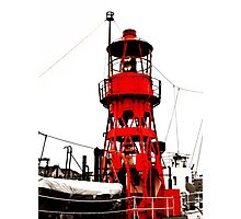 Red Helwick. Photographic Print