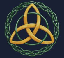 Celtic Trinity Knot by Packrat