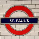 St.Paul's - Underground by rsangsterkelly
