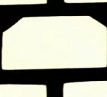 Dragonball Z Inspired King Kai Goku Kanji Symbol Sticker