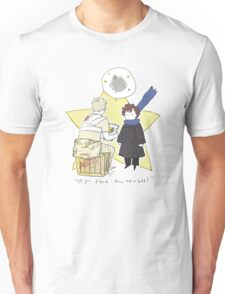 The Little Consulting Detective Unisex T-Shirt