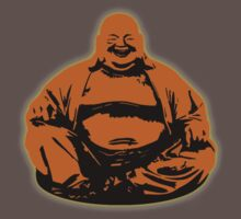 Happy Buddha Baby Tee