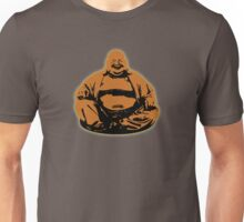 Happy Buddha Unisex T-Shirt