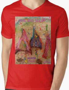 THE BIG SLEEP ~ AUSTIN TEXAS COMPETITION ENTRY - SXSW Mens V-Neck T-Shirt