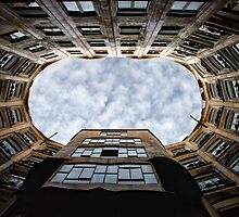 Casa Mila, Barcelona, Spain by Vars