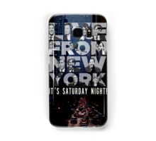 Live From New York, Saturday Night Live Samsung Galaxy Case/Skin