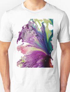 color drip T-Shirt