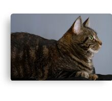 This is My Good Side Canvas Print