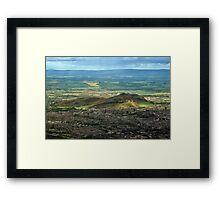 Auld Reekie: Coming Home Framed Print