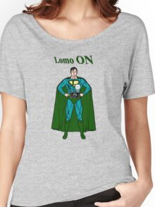 Lomo ON Women's Relaxed Fit T-Shirt