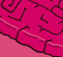 Brainsicle Sticker