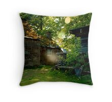 untitled #19 Throw Pillow
