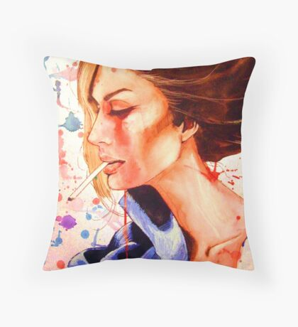 Rue Throw Pillow