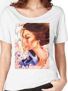 Rue Women's Relaxed Fit T-Shirt