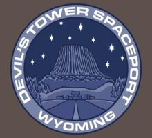 Devil's Tower Spaceport Kids Clothes