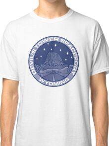 Devil's Tower Spaceport Classic T-Shirt