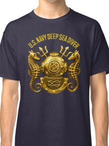 Navy Diver Classic T-Shirt